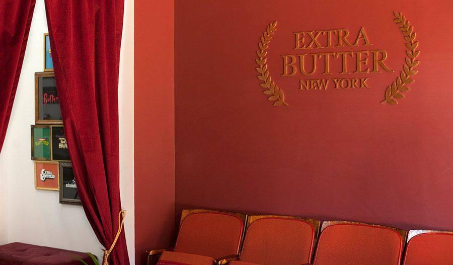 Магазин Extra Butter — место встречи кроссовок и кинематографа