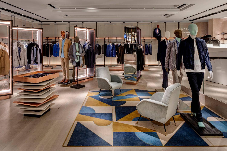 Магазин Harvey Nichols — универсальный синоним роскоши
