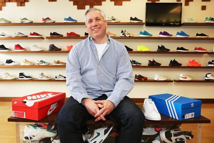 Магазин Packer Shoes — сникер-бутик с вековым наследием