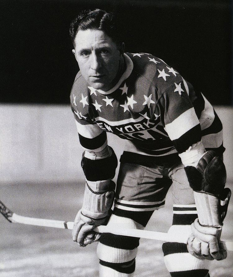Red Dutton New York Rangers 1928 - Stone Forest