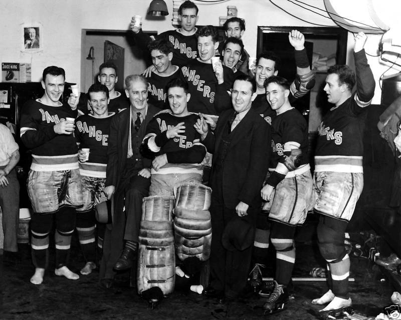 New York Rangers 1940 - Stone Forest