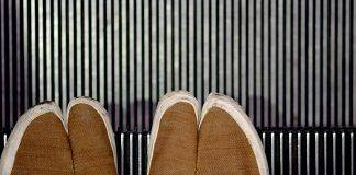 Обувь таби - Stone Forest