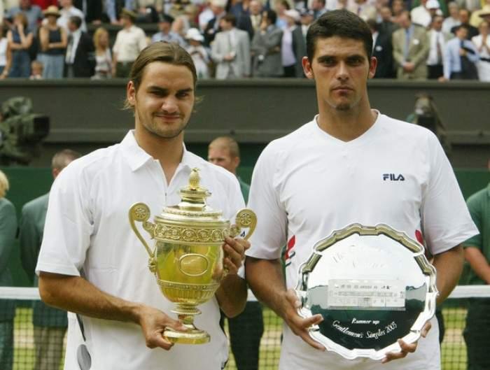 Марк Филиппуссис самый быстрый теннисист по прозвищу Скад