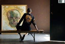 Vans x Van Gogh Museum - Stone Forest
