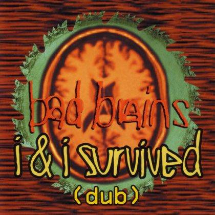 Bad Brains I and I survived - Stone Forest