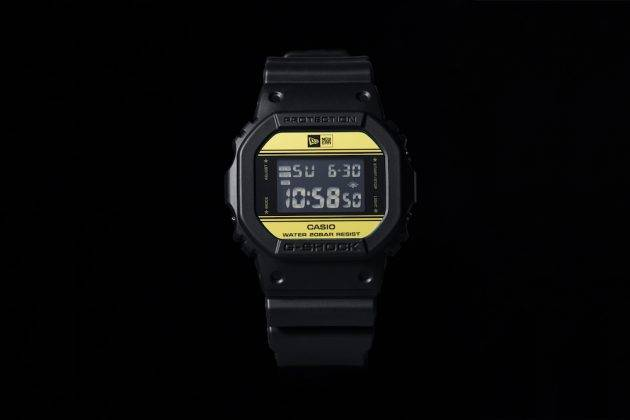 Часы Casio G-SHOCK x NEW ERA - Stone Forest