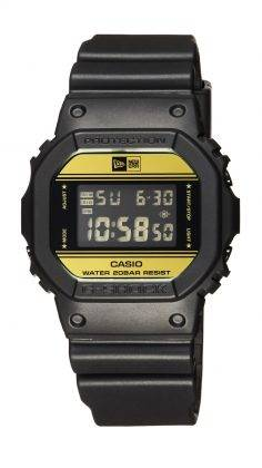 Коллекция Casio G-SHOCK x NEW ERA - Stone Forest
