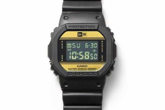 Мужские часы Casio G-SHOCK x NEW ERA - Stone Forest
