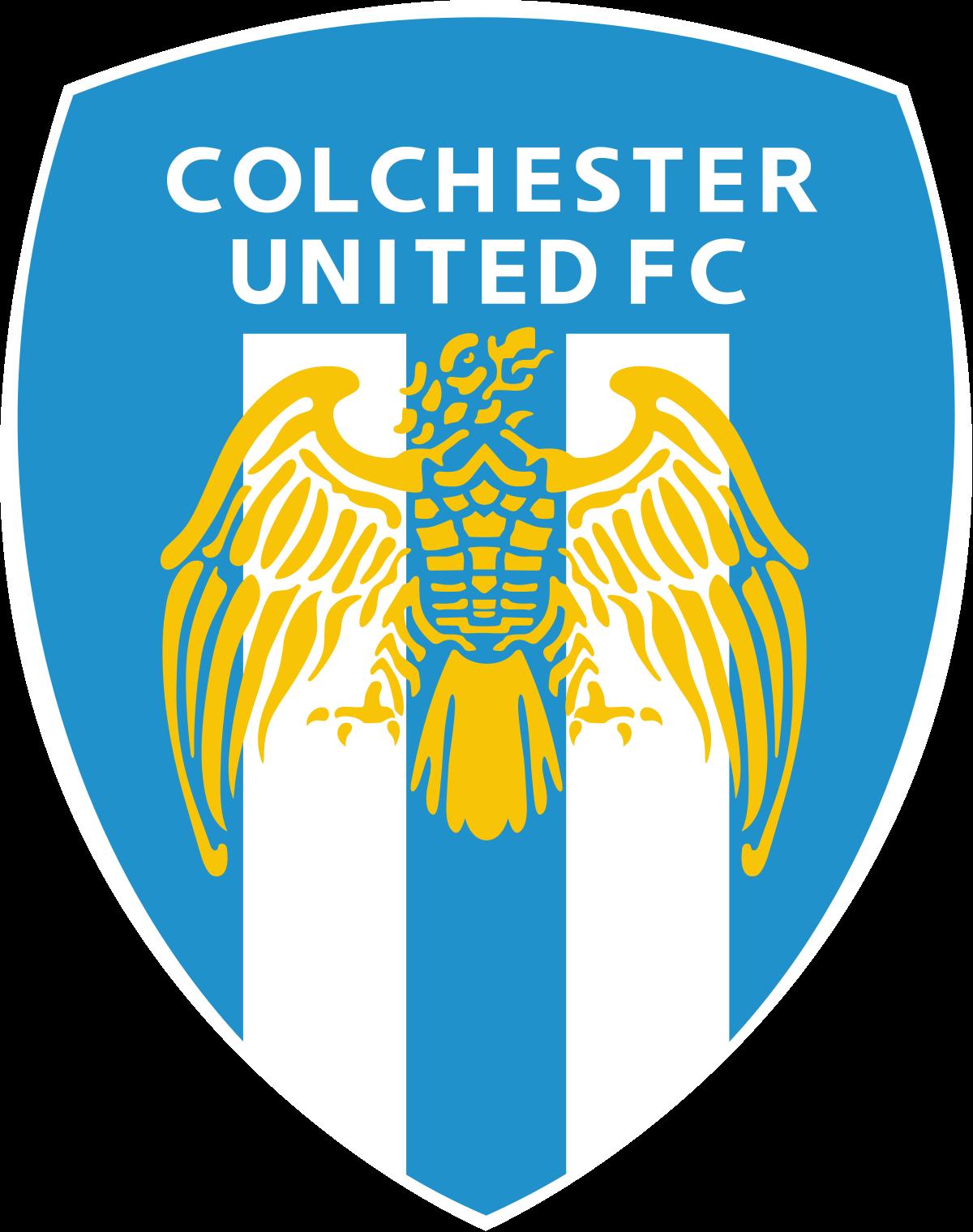 Лого Колчестер Юнайтед - Stone Forest