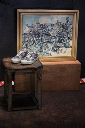 Коллекция Vans x Van Gogh Museum - Stone Forest