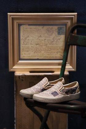 Презентация Vans x Van Gogh Museum - Stone Forest