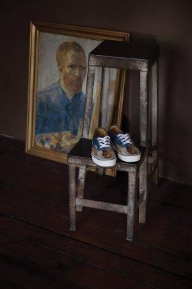 Коллаборация Vans x Van Gogh Museum - Stone Forest