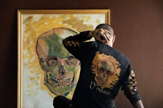 Работа Vans x Van Gogh Museum - Stone Forest