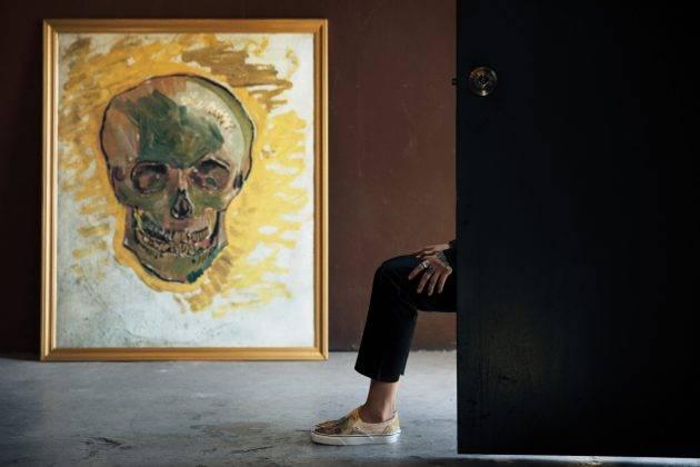 Проект Vans x Van Gogh Museum - Stone Forest