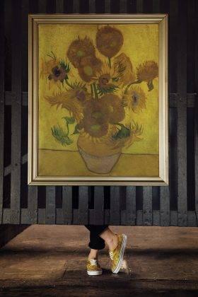 Союз Vans x Van Gogh Museum - Stone Forest