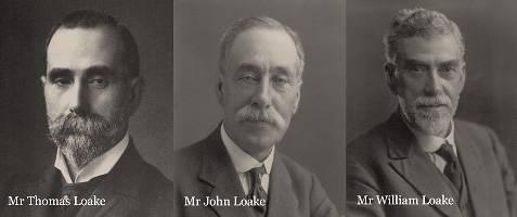 Основатели Loake - Stone Forest