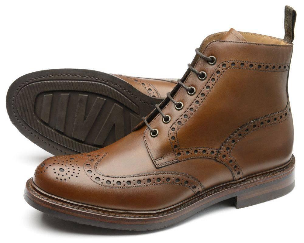 Ботинки Лоак - Stone Forest