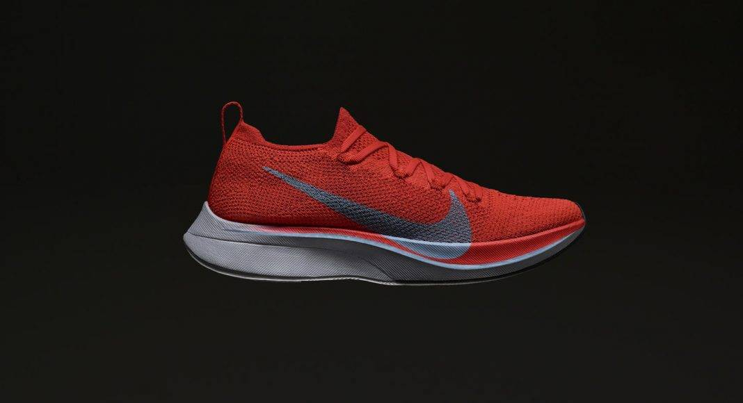 Nike Zoom Vaporfly 4 - Stone Forest