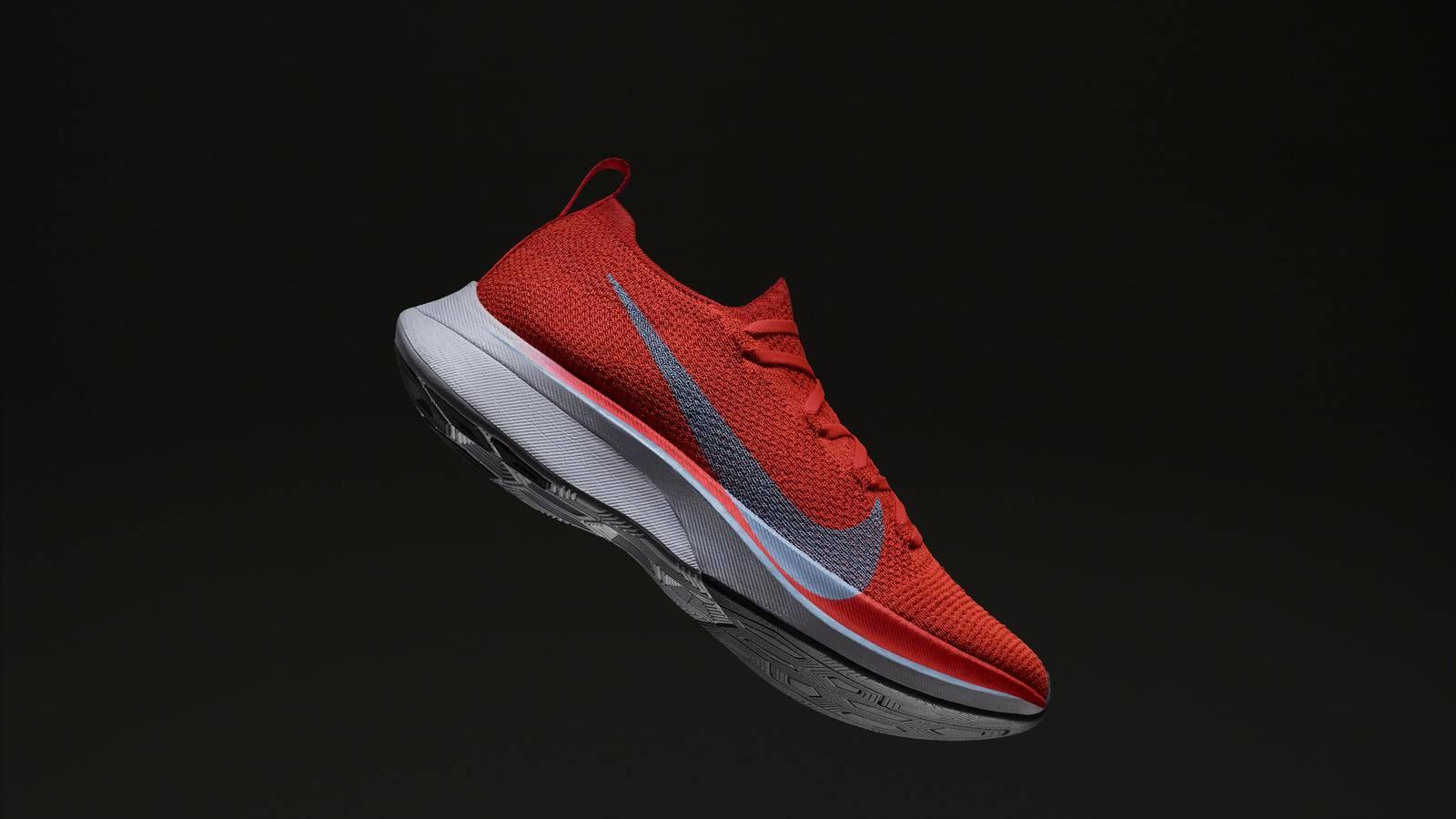 Nike Zoom Vaporfly 4% - Stone Forest