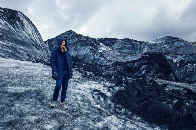 Одежда Norse Projects - Stone Forest