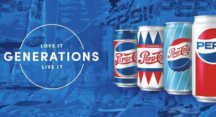 Pepsi Generations - Stone Forest