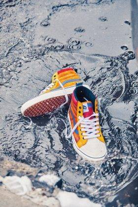 Коллекция Vans All Weather MTE - Stone Forest