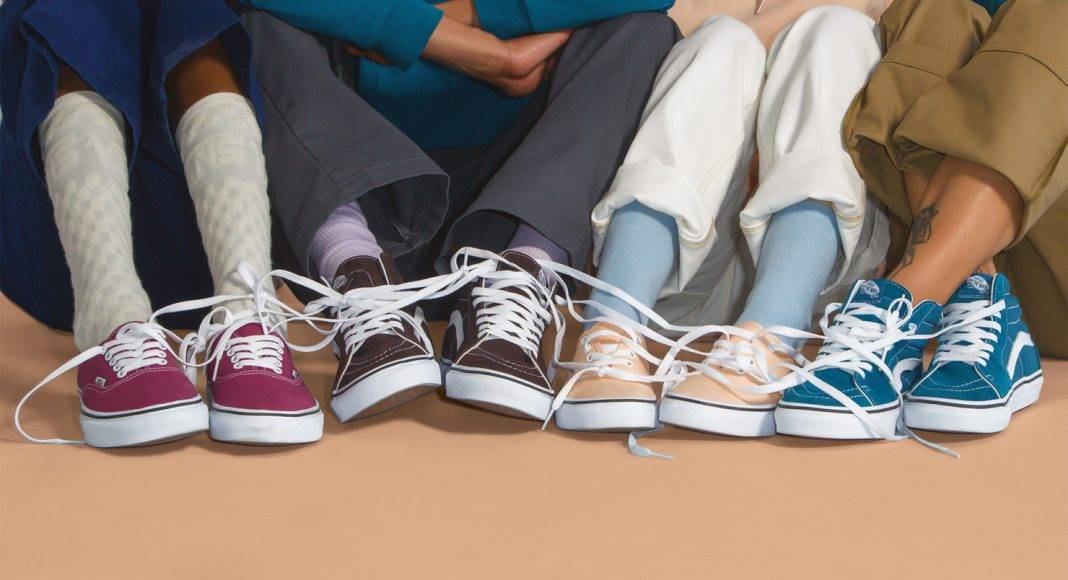 Vans Color Theory - Stone Forest