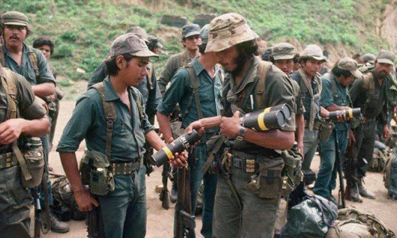 Террористы Контрас из Никарагуа - Stone Forest