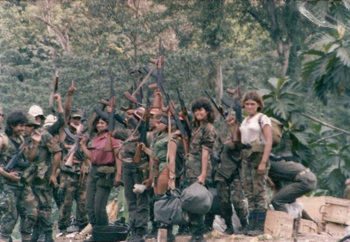 Повстанцы Контрас из Никарагуа - Stone Forest