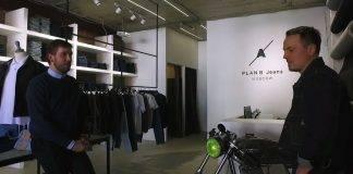 PLAN B Jeans Интервью с владельцем магазина - Stone Forest
