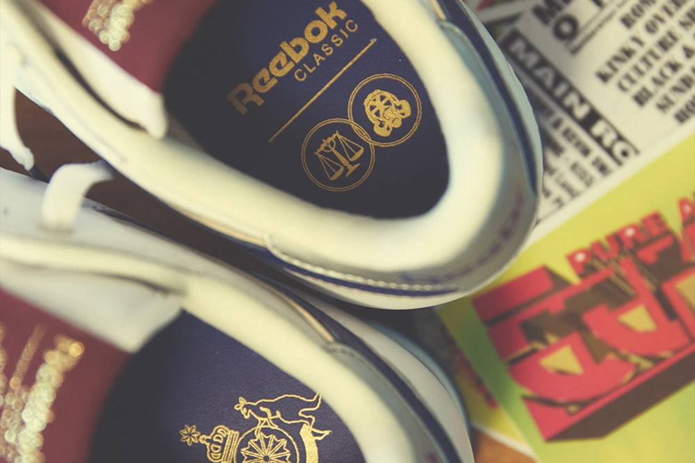 Коллаборация Reebok x Highs & Lows x Footpatrol