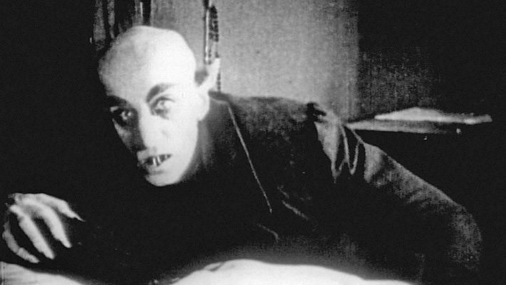 Фильм Носферату 1922 год - Stone Forest