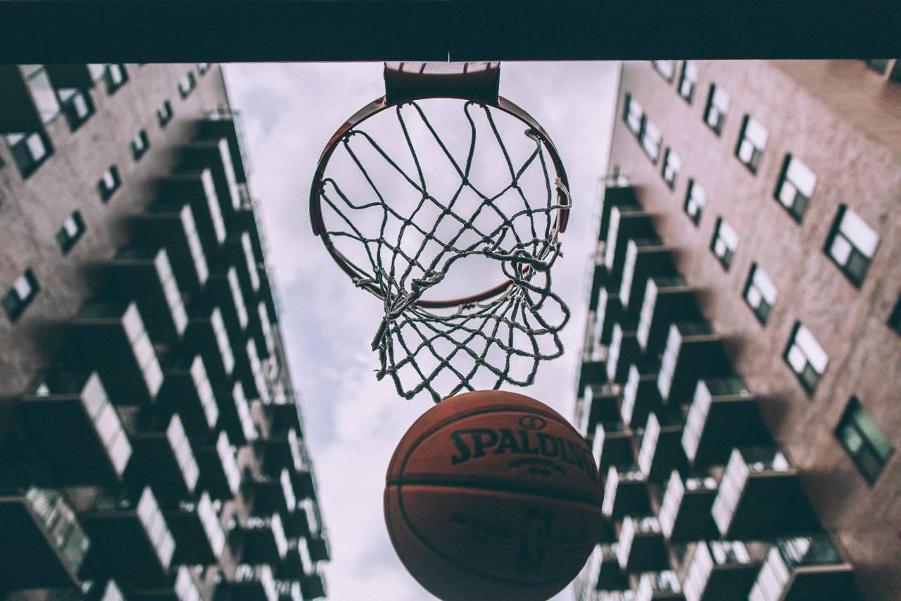Мяч Spalding - Stone Forest