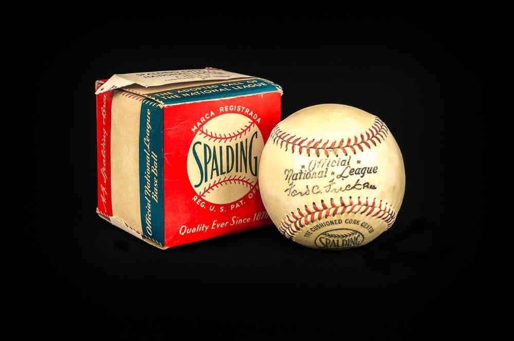 Бейсбол Spalding - Stone Forest