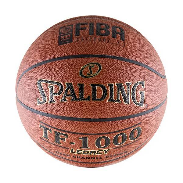 Баскетбольный мяч Spalding - Stone Forest