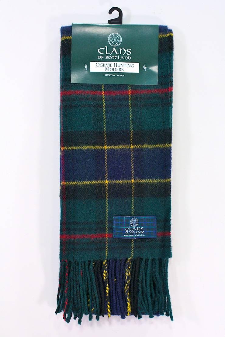Шотландский шарф - Stone Forest