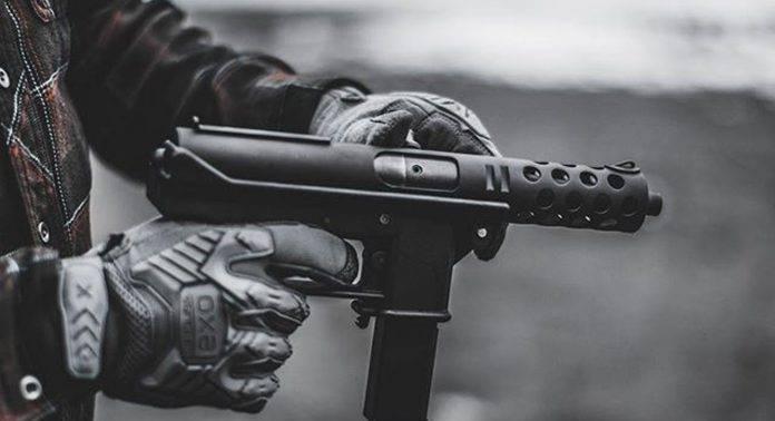 Пистолет Tec-9 - Stpne Forest