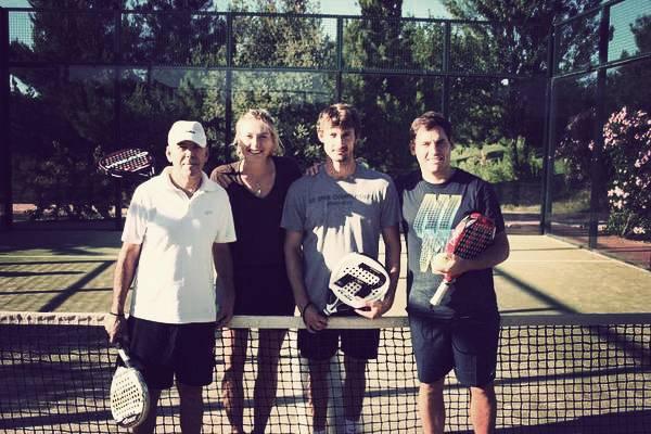Теннисист Хуан Карлос Ферреро по прозвищу Москит