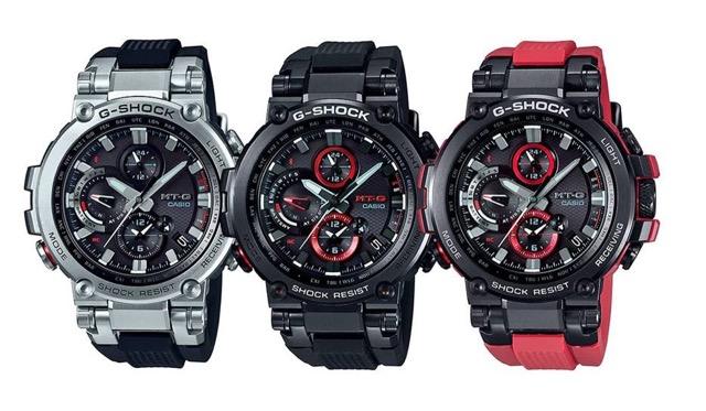 Наручные часы Casio G-SHOCK MTG-B1000 - Stone Forest