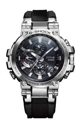 Мужские часы Casio G-SHOCK MTG-B1000 - Stone Forest