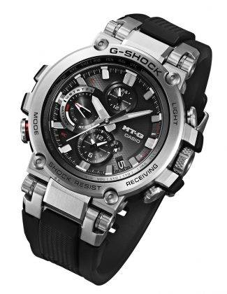Часы Casio G-SHOCK MTG-B1000 - Stone Forest