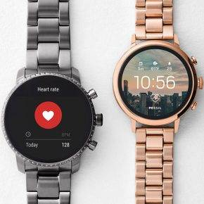 Fossil smartwatch - Stone Forest