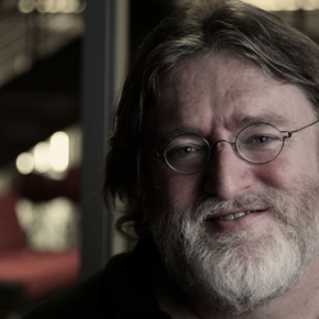 Gabe Newell - Stone Forest