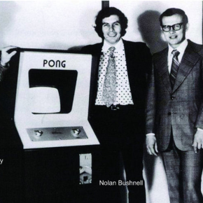 Игра Pong, 1972 - Stone Forest