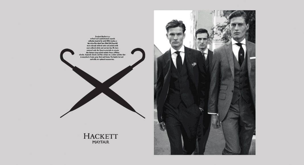 Hackett Mayfair - Stone Forest