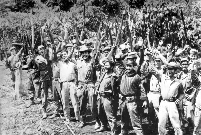 Повстанцы в Колумбии - Stone Forest