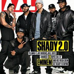 XXXL Magazine Shady Records - Stone Forest