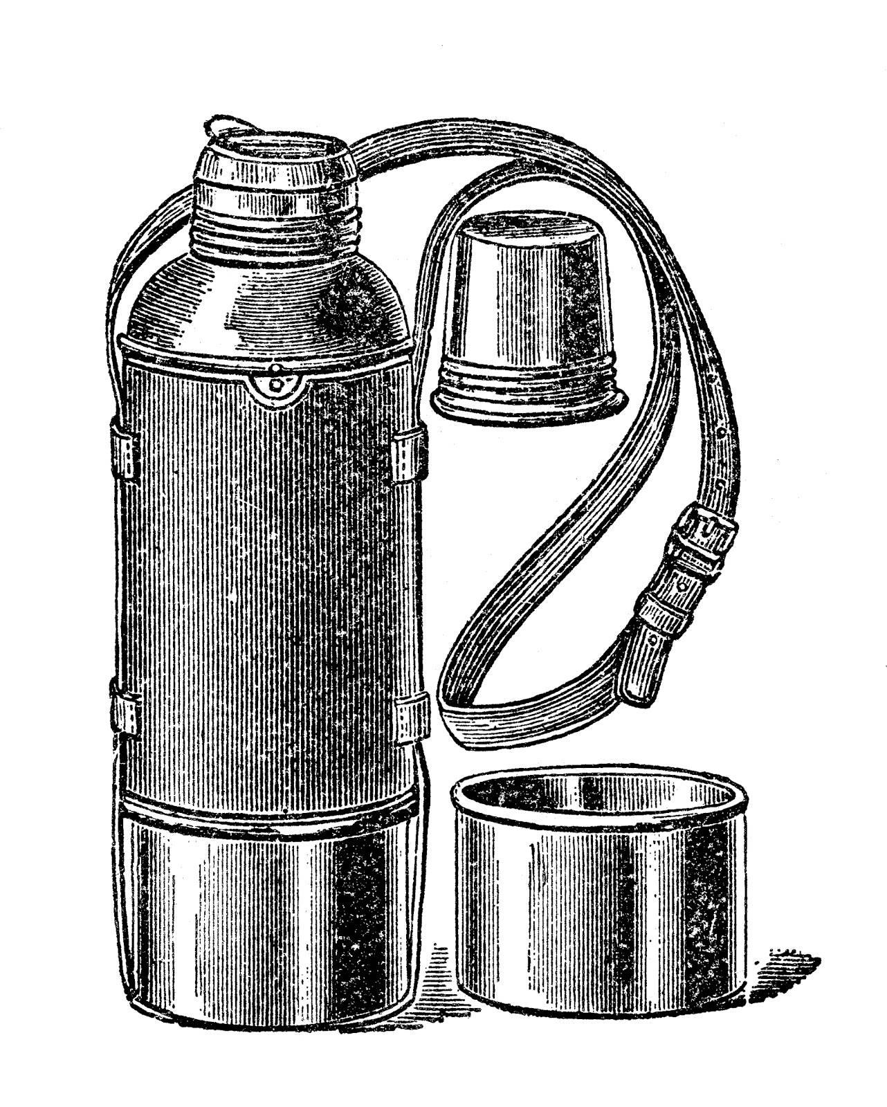 Чай из термоса - Stone Forest