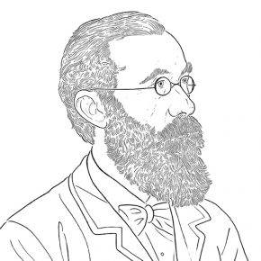 Психолог Вильгельм Вундт - Stone Forest