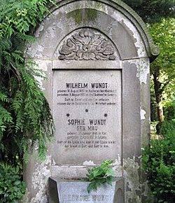 Могила Вильгельма Вундта - Stone Forest